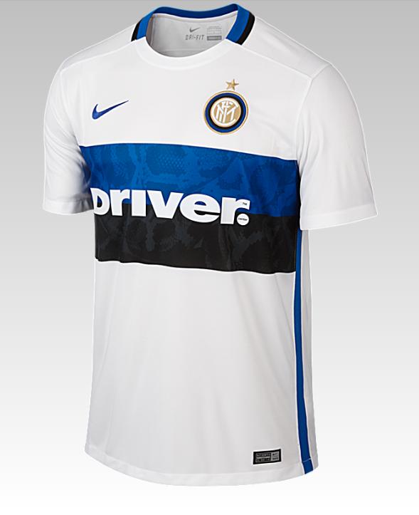 Inter Away Kit