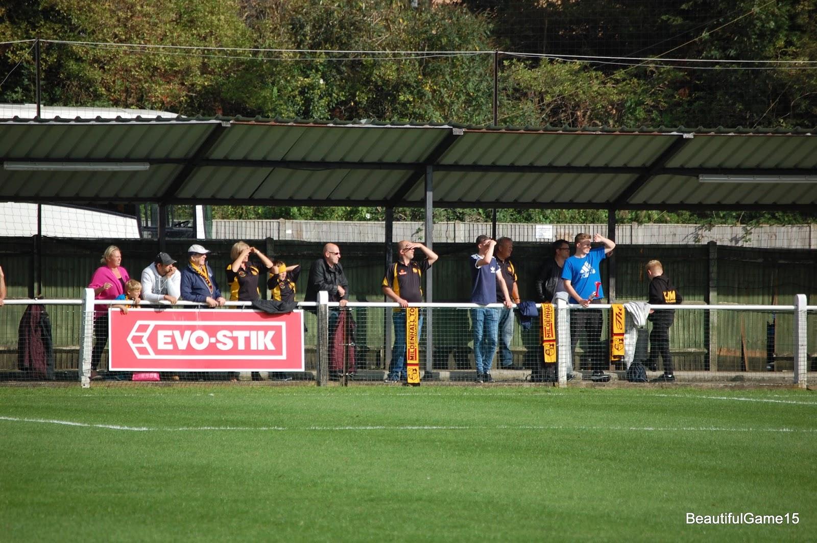 Hanwell Town FC vs Mildenhall Town FC 386