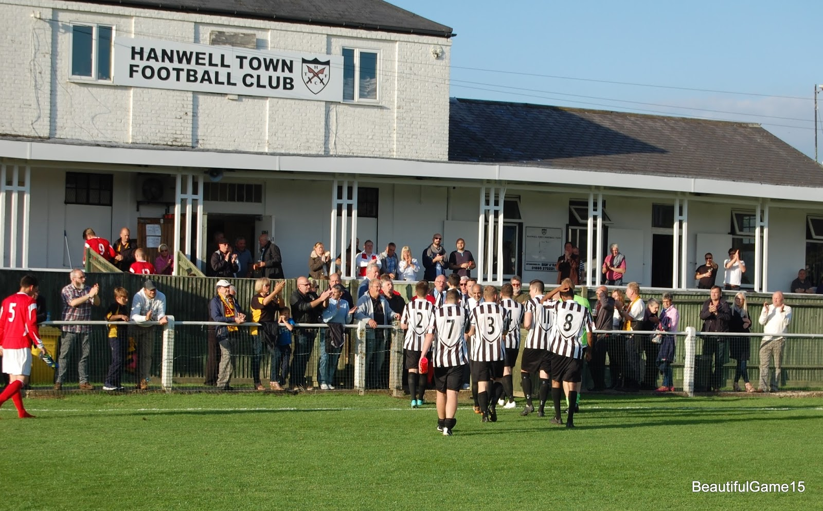 Hanwell Town FC vs Mildenhall Town FC 515