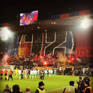 Basel vs St Etienne